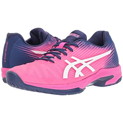 ASICS Solution Speed FF (Pink Glo/White) Women