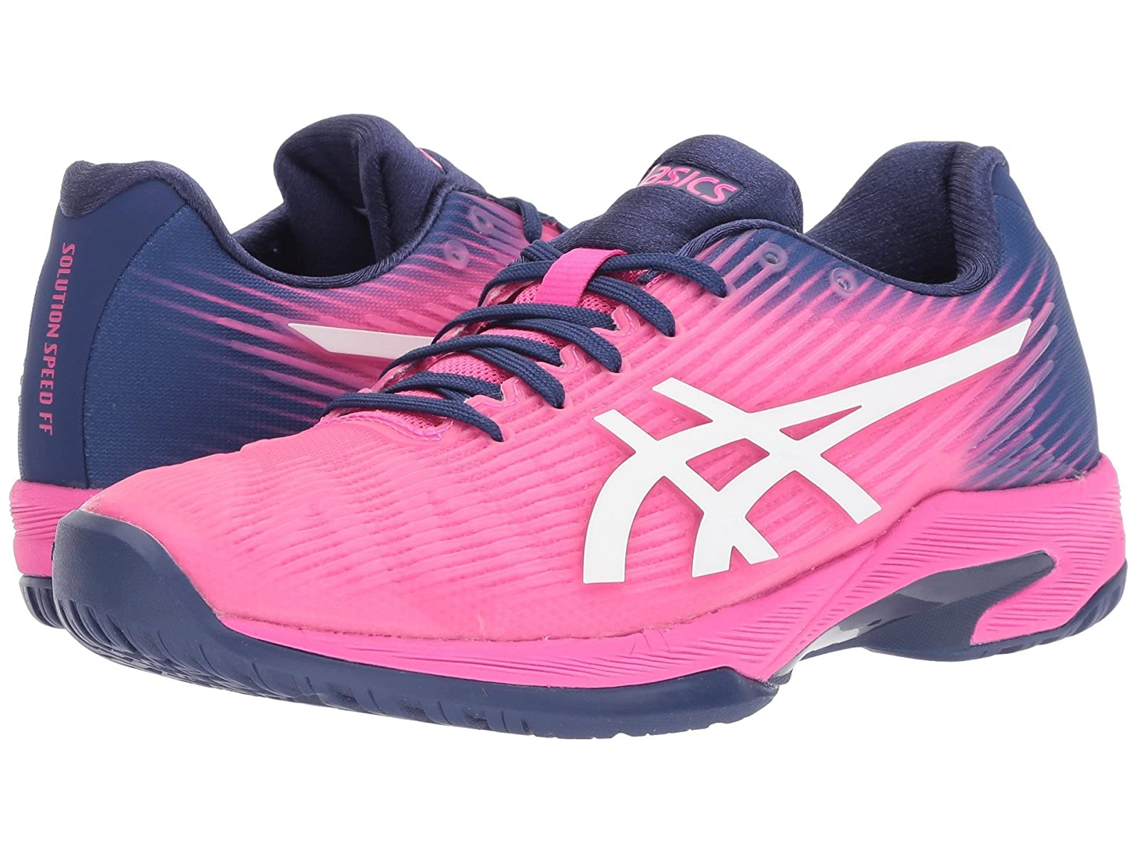 ASICS Solution Speed FFAtmospheric grades have affordable shoes