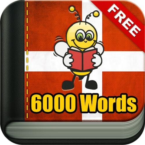 Dänisch Lernen 6000 Wörter