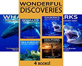 Robert Stanek's Wonderful Discoveries (8 Book Series)