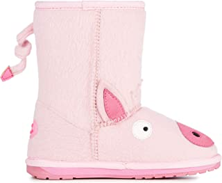 EMU Australia Kids Piggy Deluxe Wool Boots EMU Boots