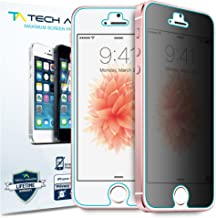 Tech Armor 4Way 360 Degree Privacy Film Screen Protector for Apple iPhone 5/5S/5C/SE [1-Pack]