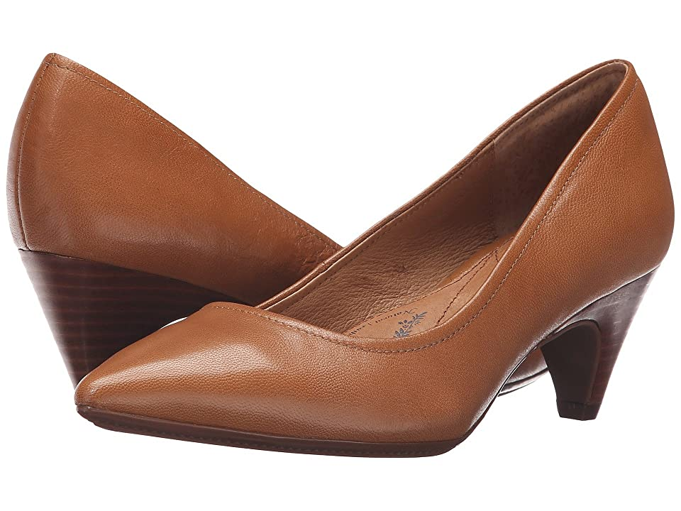 Sofft Altessa II (Luggage Goat Light Pull Up) High Heels