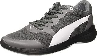 Puma Men's Drish Idp Castlerock White Bla Sneakers
