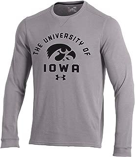 Under Armour NCAA Men's Waffle Knit Long Sleeve Tee