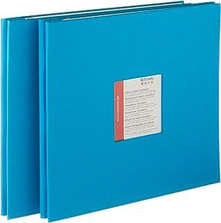 Artemio Album photo 31 x 35 cm Artemio, 10 pochettes de 30,5 x 30,5cm - Turquoise