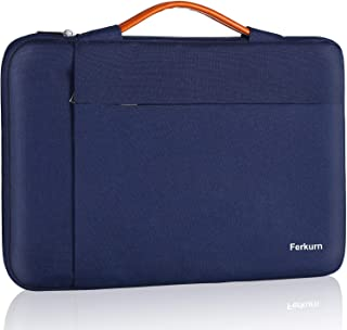 Ferkurn 11 11.6 12 Inch Chromebook Case Laptop Sleeve Water Repellent Bag with Handle Compatible with Surface, Notebook,XP...