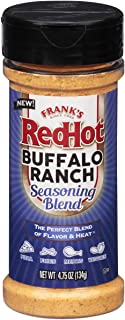 Frank's RedHot Buffalo Ranch Seasoning Blend, 4.75 oz