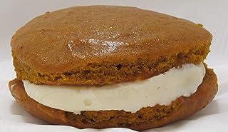 Pumpkin Whoopie Pie - 4 oz each