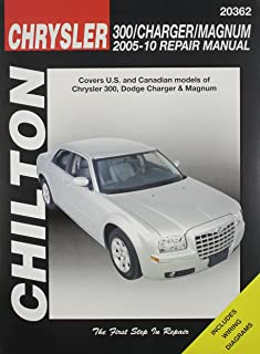 2006 chrysler 300c repair manual