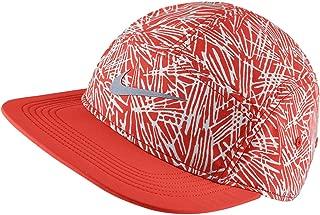 Women's Run Pocket AW84 Cap (red)