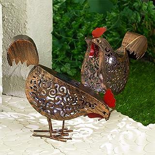 Amazon Fr Poules Decoration D Exterieur Jardin