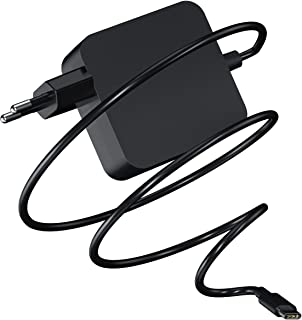65W Type C USB C Caricabatteria Adattatore PC Portatile per Macbook Pro/Air,Lenovo Thinkpad Yoga,ASUS,Samsung,Dell XPS Lat...