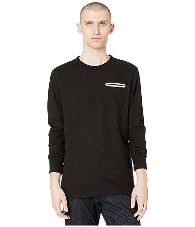 G-Star Quark Pocket R T-Shirt (Dark Black) Men