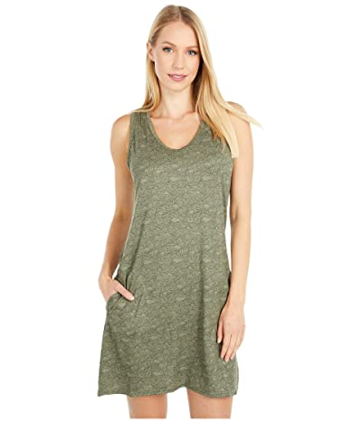 Mountain Hardwear Everyday Perfecttm Dress (Light Army) Women