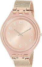 Swatch Skinchic SVUP100M Rose-Gold Stainless-Steel Swiss Quartz Fashion Watch