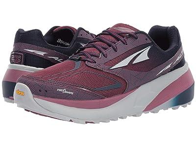 Altra Footwear Olympus 3.5 (Gray/Rose) Women