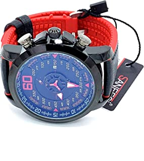 SANEESI Casual Watch For Men Analog Silicone - MNW20207