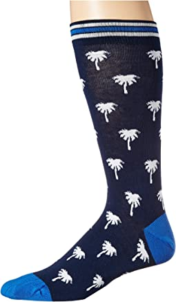 Bistort Mini Palm Tree Socks