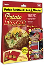 Ontel Microwave Cooker, Perfect Potatoes in Just 4 Minutes – As Seen On Tv, Small