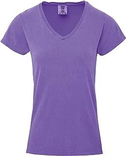 Womens/Ladies V Neck T-Shirt