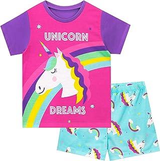 TDP Textiles Pigiama Stile Troll per Bambina Shortie