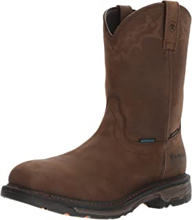 602ce02a7fac62 ARIAT Men s Workhog Wellington Waterproof Composite Toe Work Boot