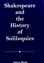Shakespeare and the History of Soliloquies