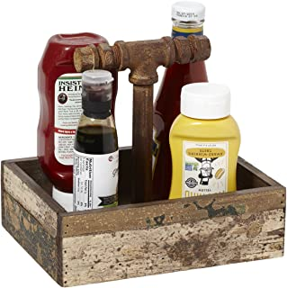 Best rustic table caddy Reviews
