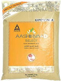 Aashirvaad Whole Wheat Flour Select Sharbati Atta - 2 kg