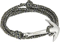 Miansai - Anchor on Rope Bracelet