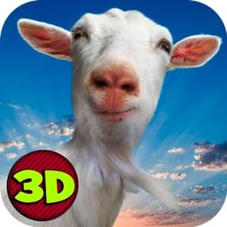 Wild Goat Simulator 3D
