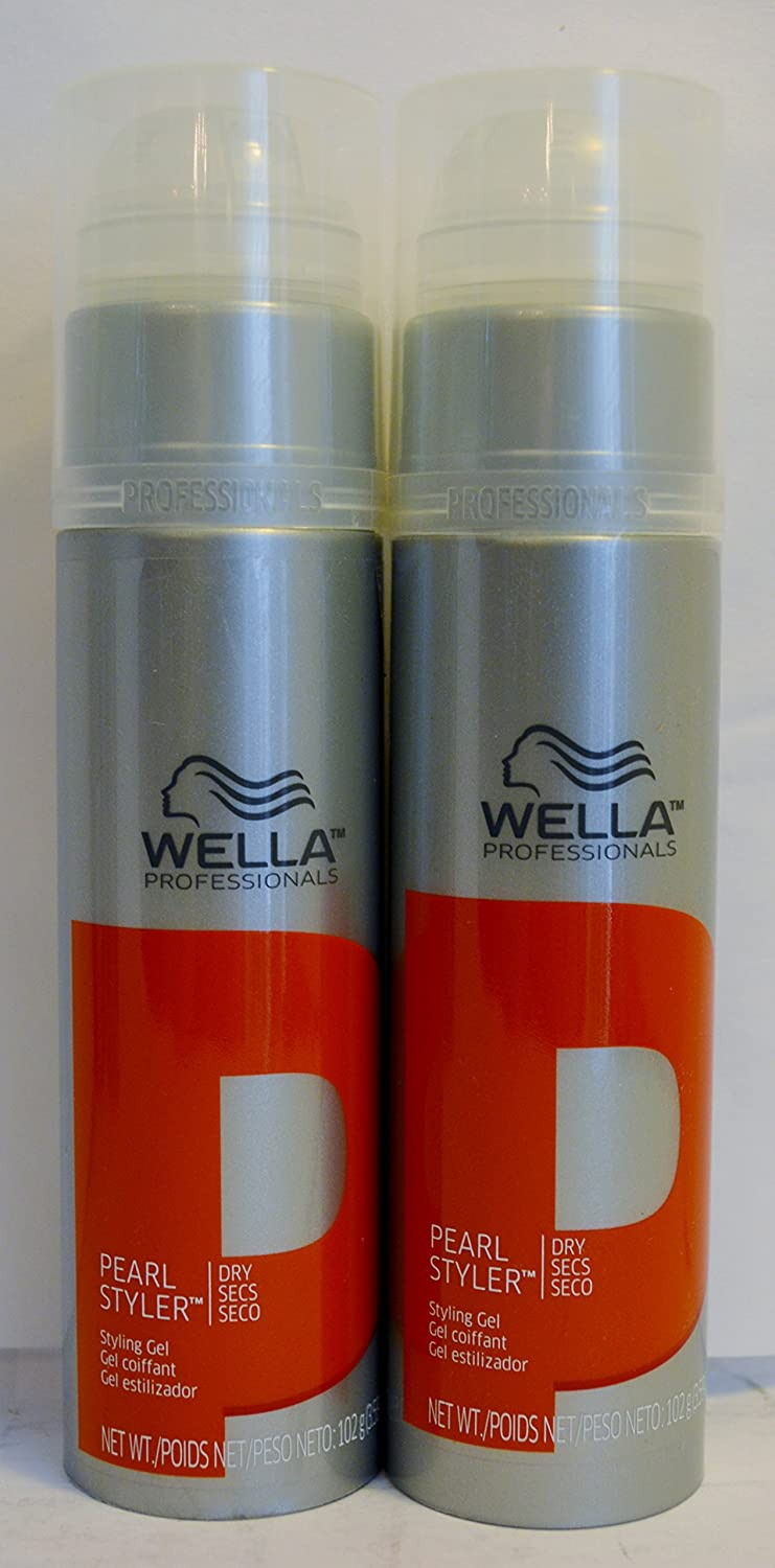 Wella Pearl Styler Popular shop is the lowest price challenge Styling Gel 3.59oz Industry No. 1 2 Pack