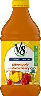 V8 Pineapple Strawberry, 46 oz. Bottle