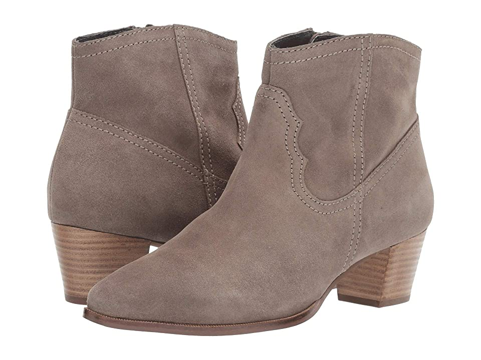 Seychelles Represent Bootie (Taupe Suede) Women