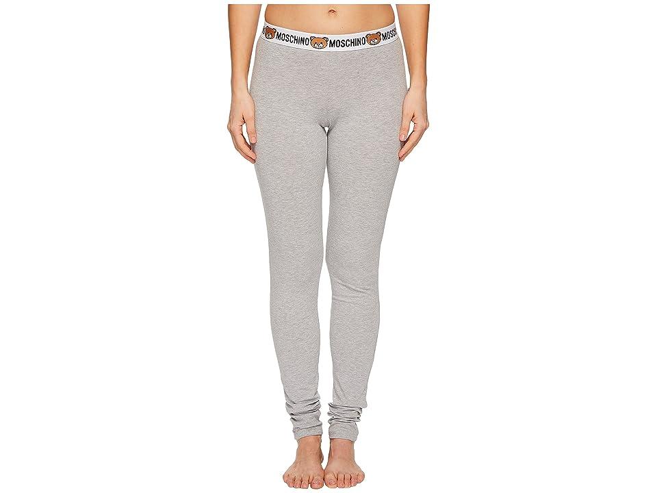 Moschino Underbear Leggings (Gray Melange) Women