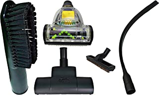 ZVac Compatible Attachment Kit Replacement for Astrovac. Premium Generic Astrovac Central Vacuum Attachments with Floor Brush, 24