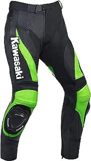 Kawasaki Motorcycle Leather Pants (XXL(EU58))