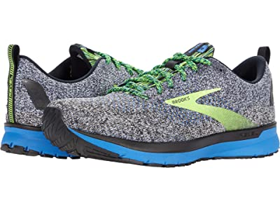 Brooks Revel 4 (Black/Blue/Nightlife) Men