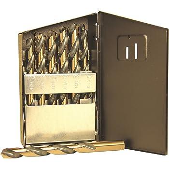 "High Speed Steel Jobber Length Kodiak USA Made 7//16/"" Diameter Drill Heavy Duty Pack of 6Pcs"