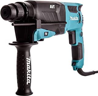 Makita HR2631F/2 240V 26mm SDS-Plus AVT Rotary Hammer Supplied in a Carry Case HR2631F/1