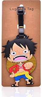 REINDEAR Heavy Duty Anime One Piece Pirates Baggage Luggage Tag US Seller