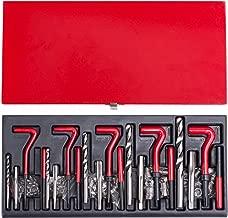 CO-Z 131 pc Stripped Thread Rethread Recoil Repair Kit Metric M5 M6 M8 M10 M12