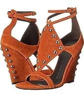Giuseppe Zanotti - Wedge Sandal w/ Studs