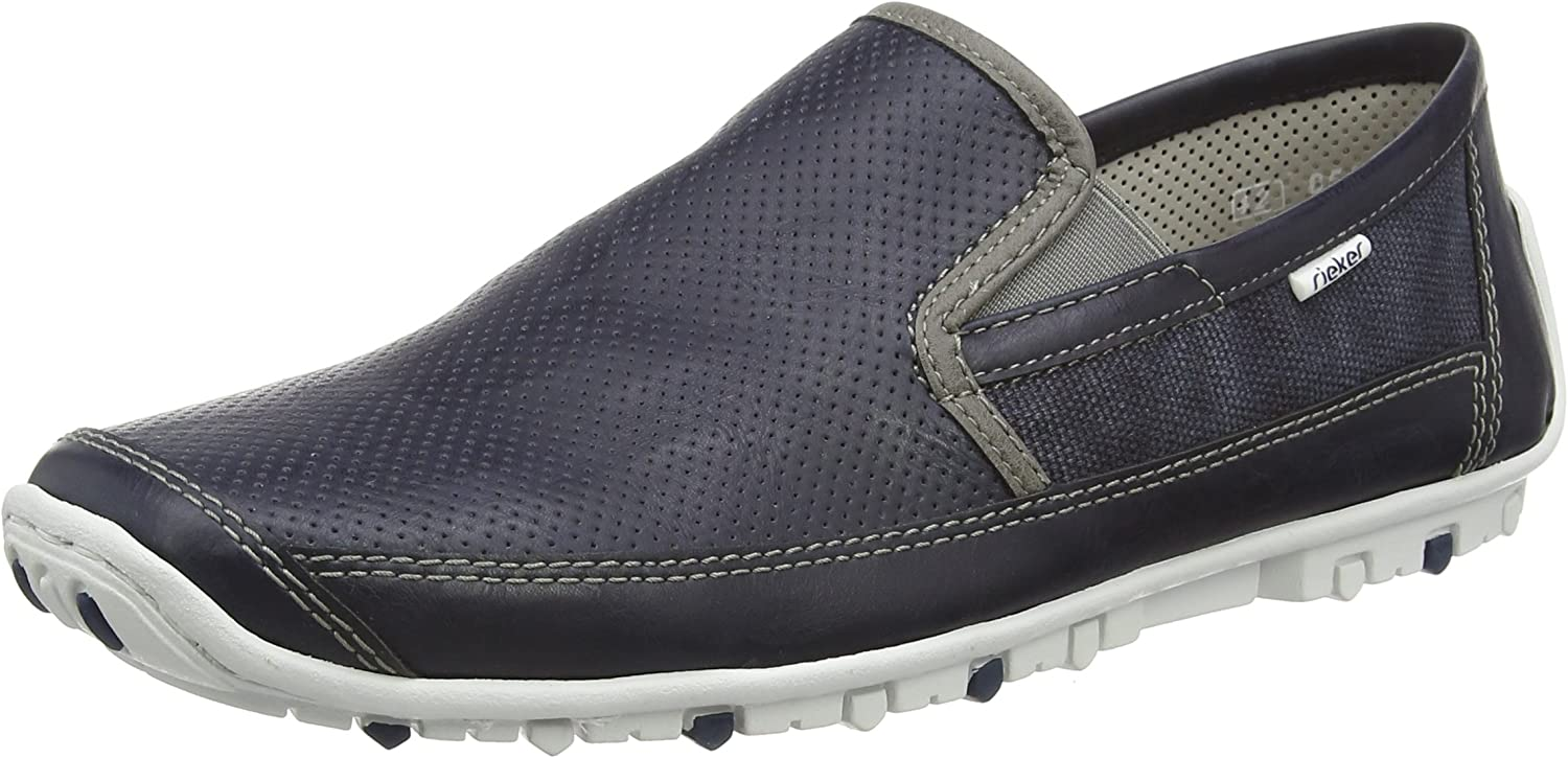 Rieker 08989 Loafers & Mocassins-Men Loafers