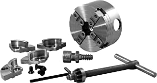 "NOVA 48232 G3 Reversible Wood Turning Chuck (Dedicated to fit 1"" x 8tpi lathe spindles only)"