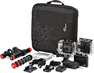 Lowepro Nylon Dashpoint AVC 2 for GoPro and Action Video Cameras (Black)