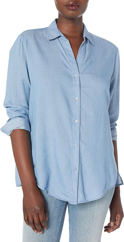 NYDJ Women's Classic Tencel Shirt