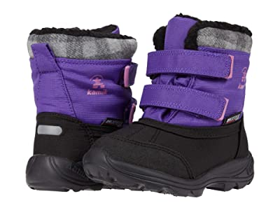 Kamik Kids Sparky (Toddler) (Purple) Girl