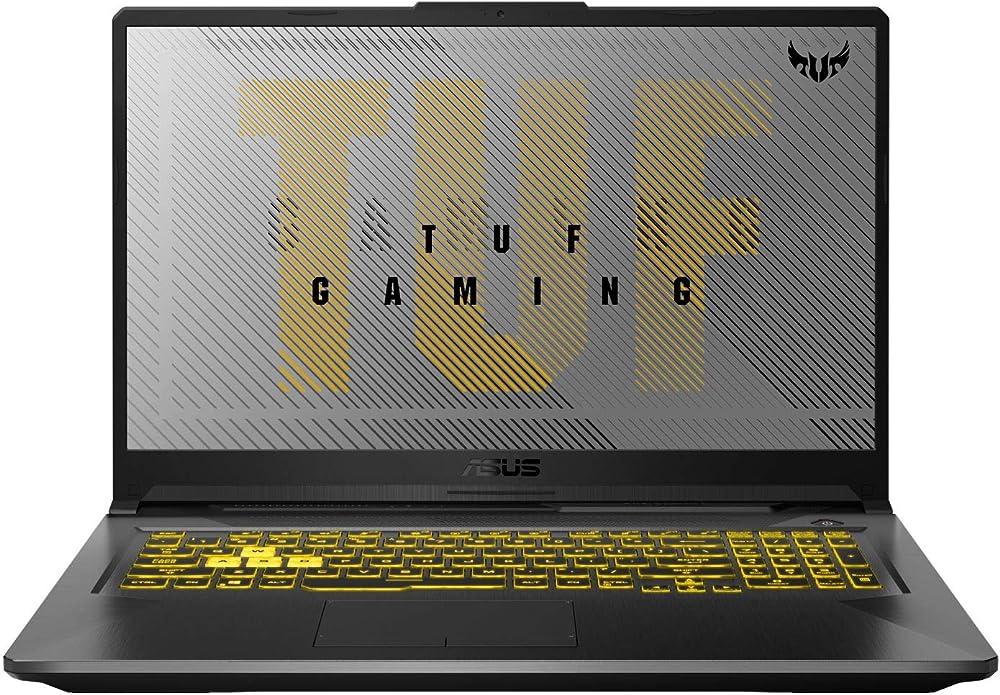 Asus pc portatile notebook anti-glare intel core i7 ram 16gb ddr4 512gb hdd ssd pcie nvidia geforce gtx 1650 ASUS TUF Gaming F17 FX70